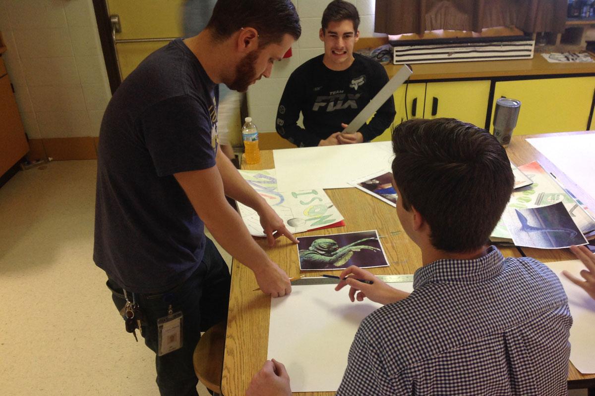 #1StudentNWI: Newsworthy November at New Prairie High School