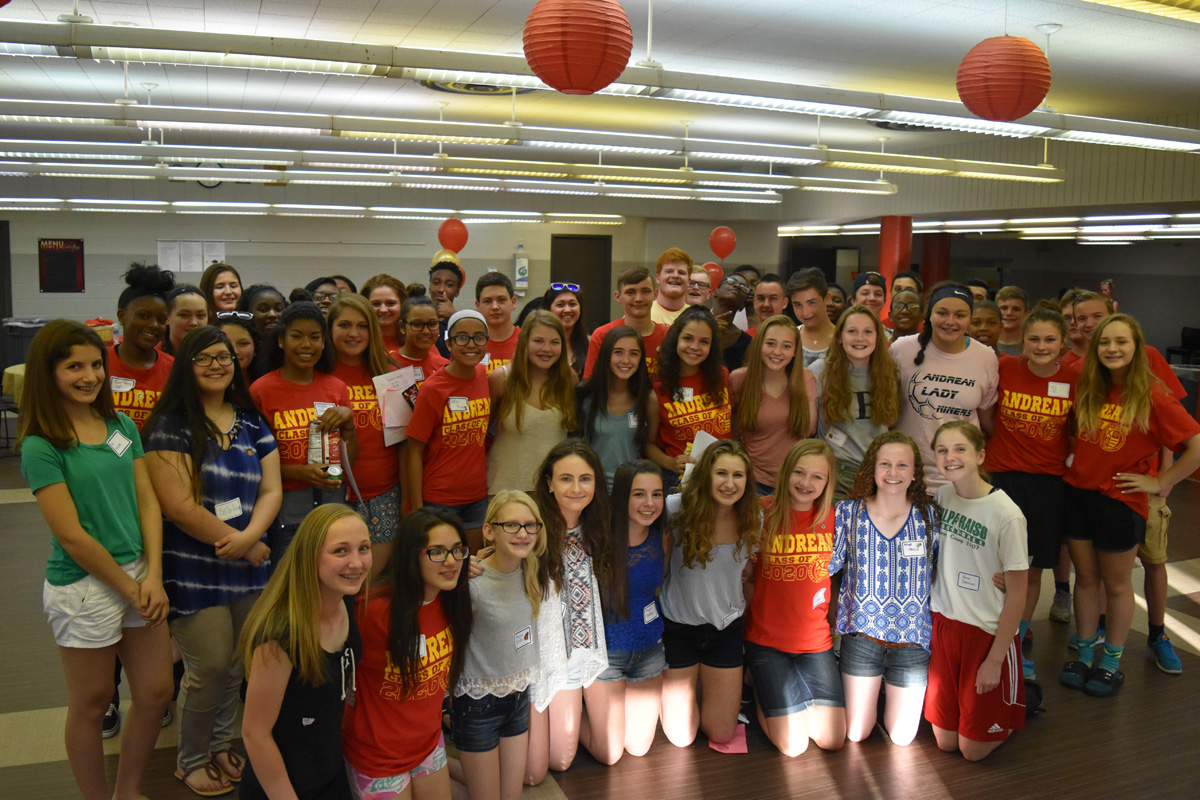 #1StudentNWI: Andrean Students are Paving the Way for a New School Year
