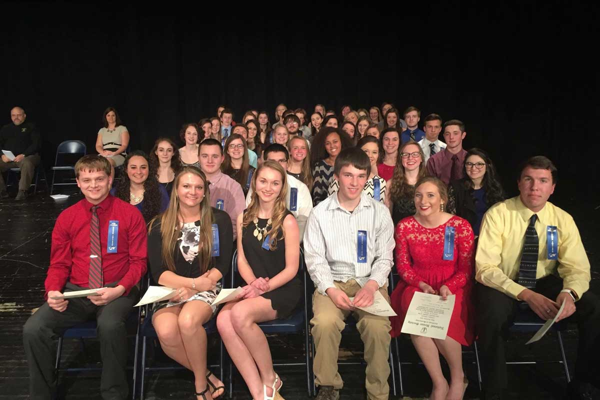 #1StudentNWI: Calling Out Excellence this April at New Prairie High School