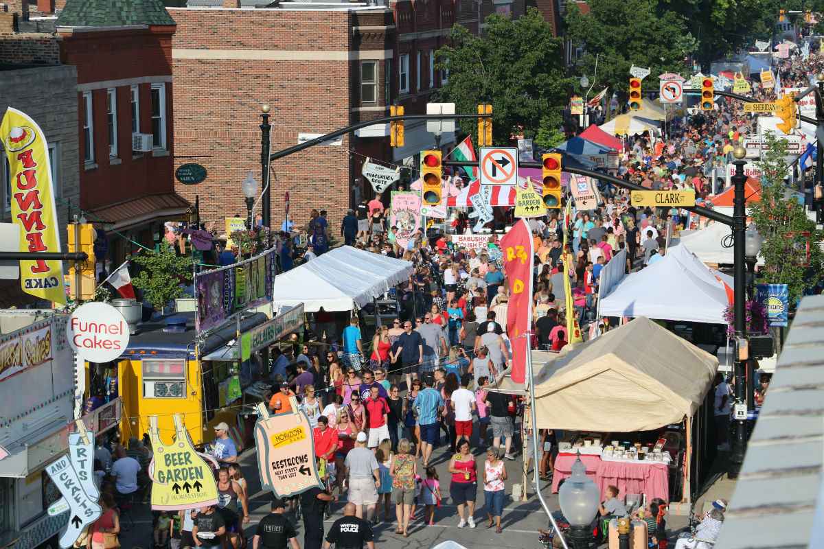 The 2016 Whiting Pierogi Fest Preview Guide