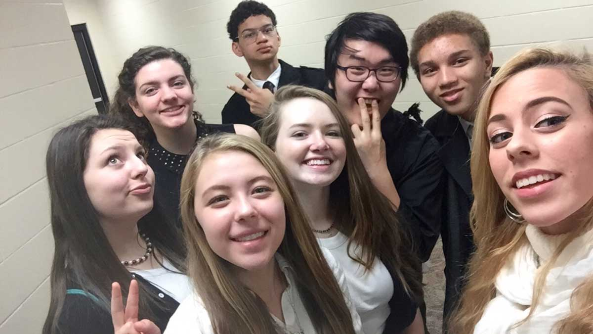 #1StudentNWI: Singing For Spring: Arts Stand Forefront at La Lumiere this February
