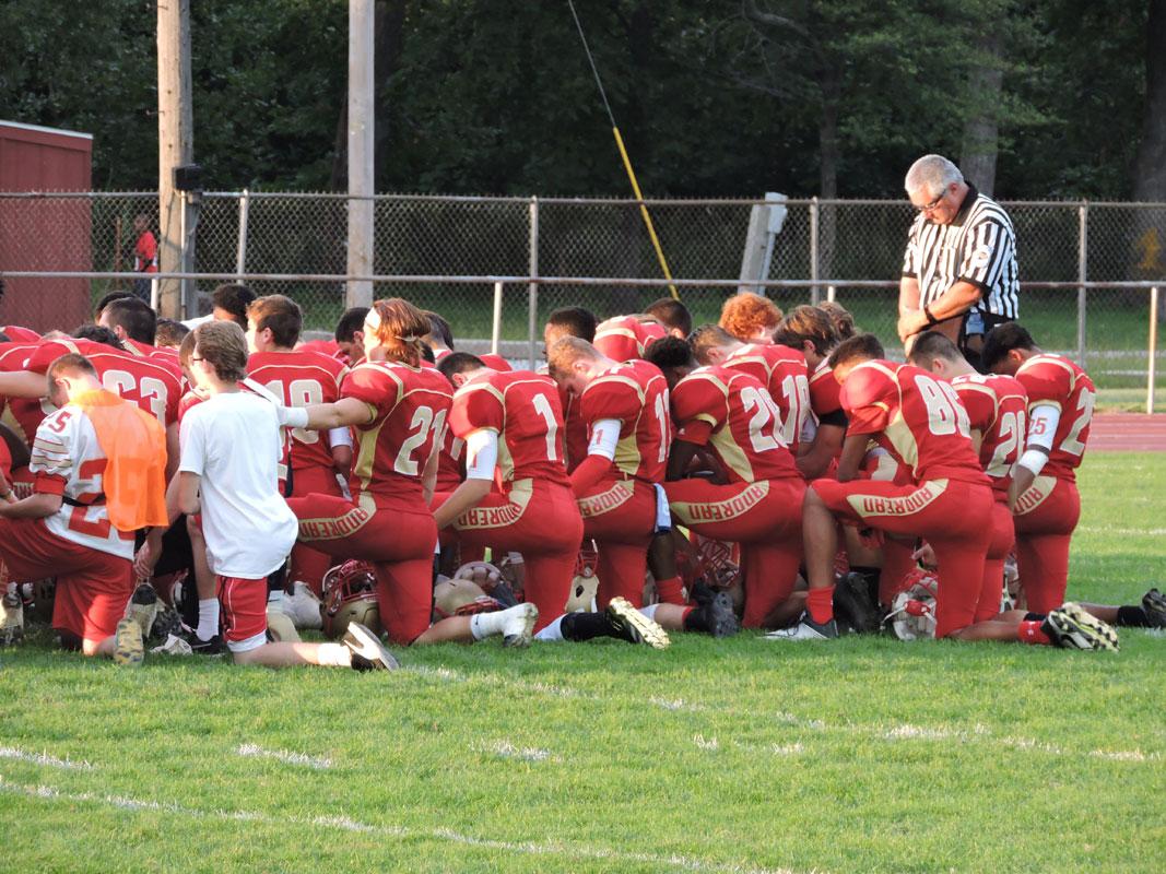 #1StudentNWI: Football Season Inspires Greatness at Andrean High School