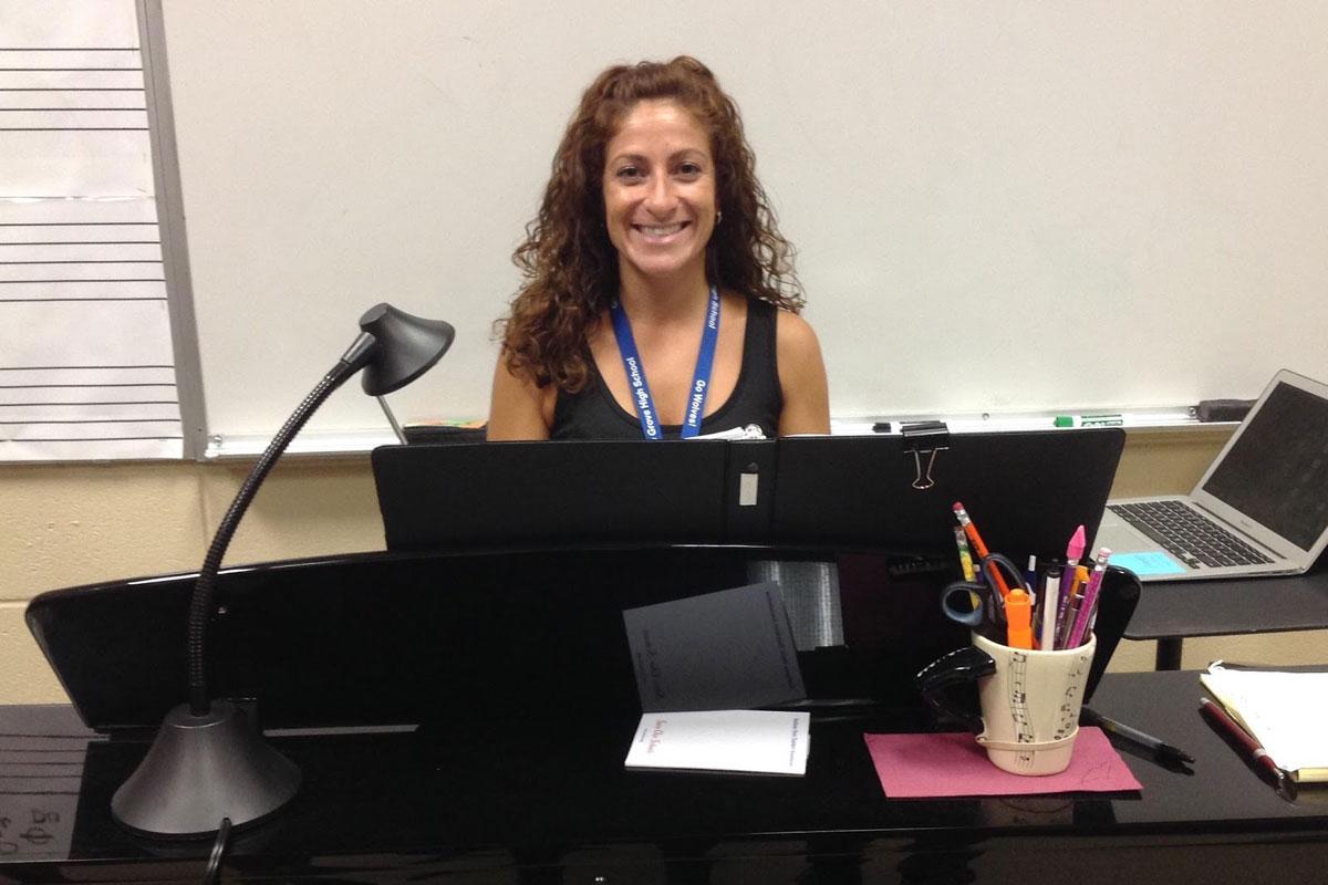 #1StudentNWI: A Closer Look at Boone Grove High School's Choir Director and Program