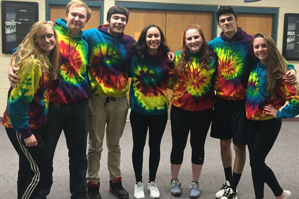 #1StudentNWI: Students in the Community at Boone Groove High School