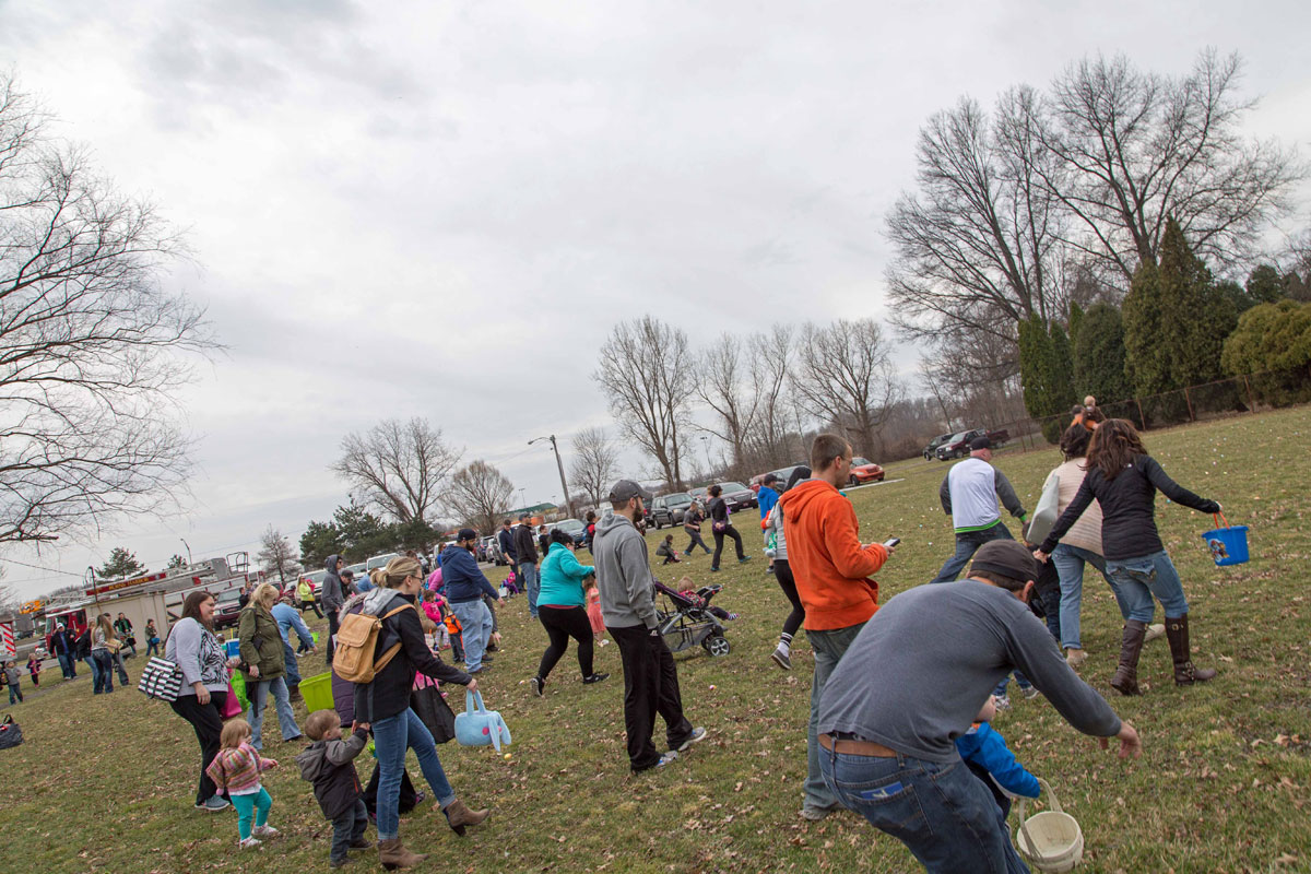 Burns Harbor's First-Ever Spectacular Egg Hunt  for Children with Special Needs Offers Fun for All