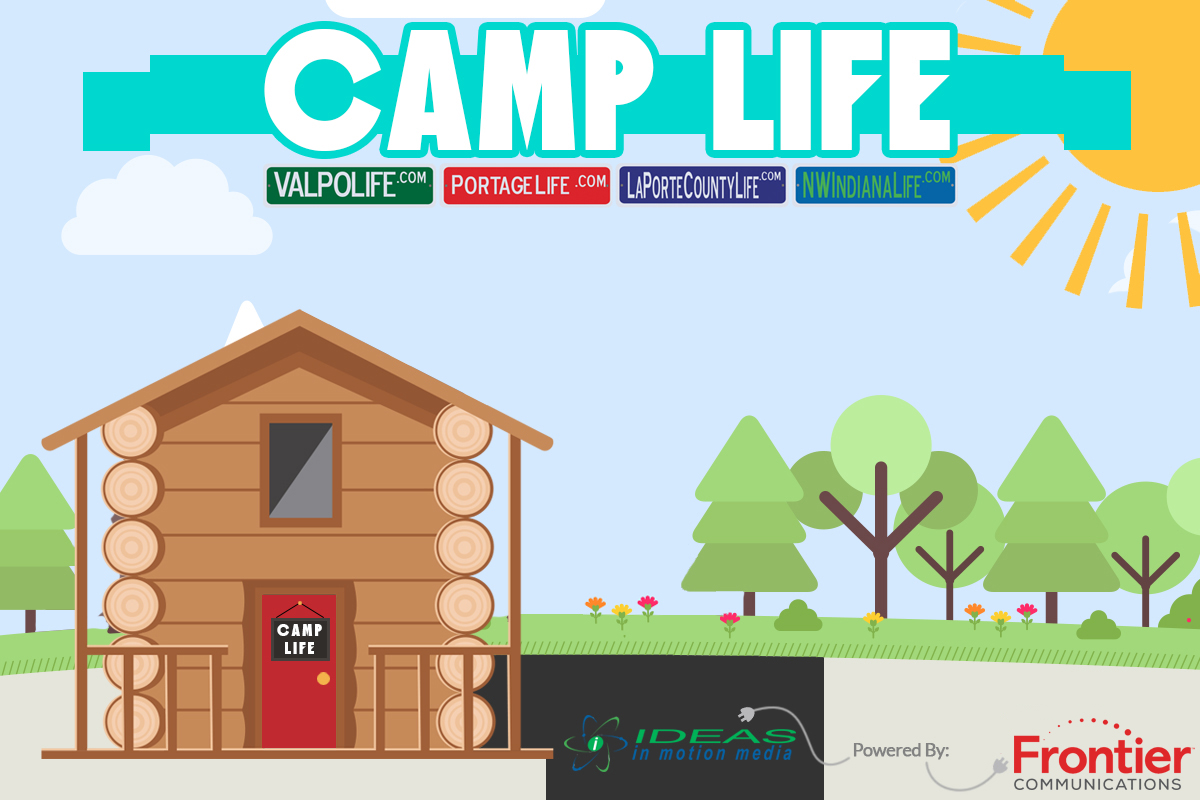 Camp Life: The New Home of the Good News Crew