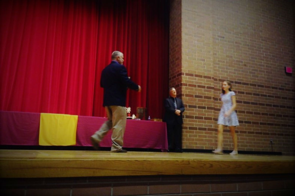 #1StudentNWI: Students and Teachers Accomplishing Greatness at Chesterton High School