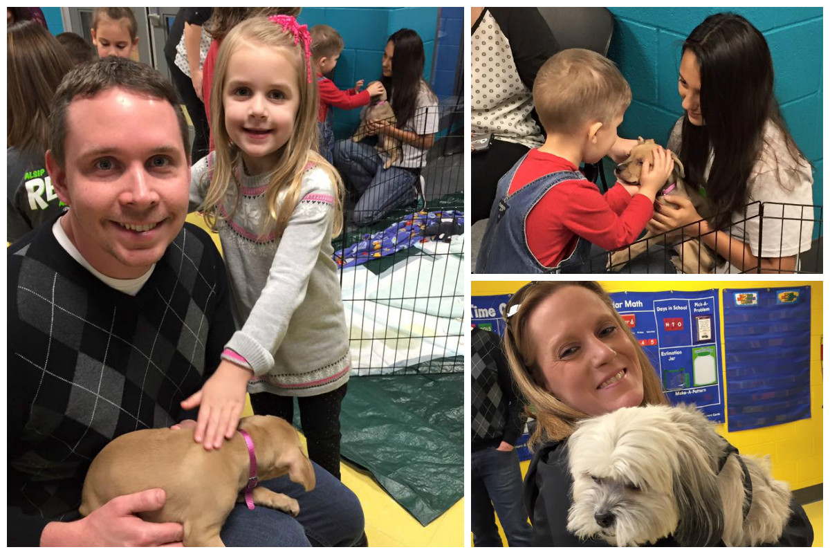 Southlake Family YMCA Working Together for Dogs in the Community