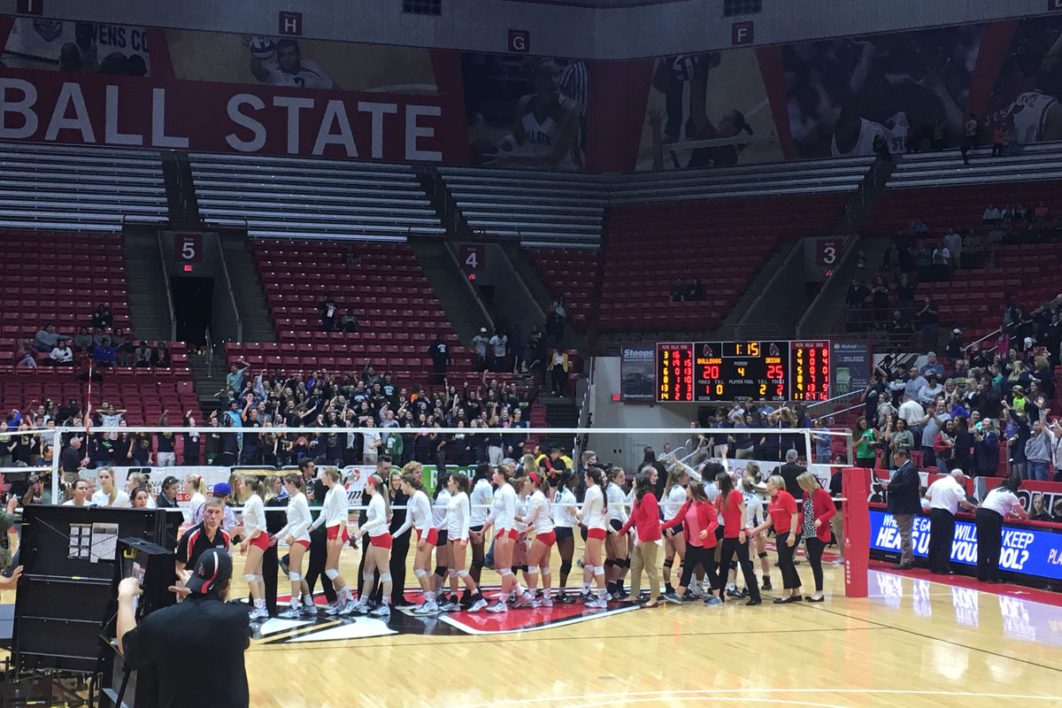 #1StudentNWI: CPHS Volleyball Reaches State, Falls Short in Fourth Set