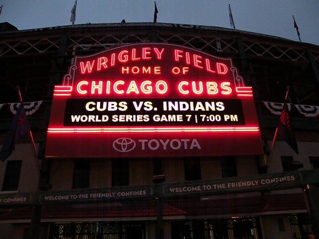 Covering Cubs World Series Championship a Thrill for White Sox Fan
