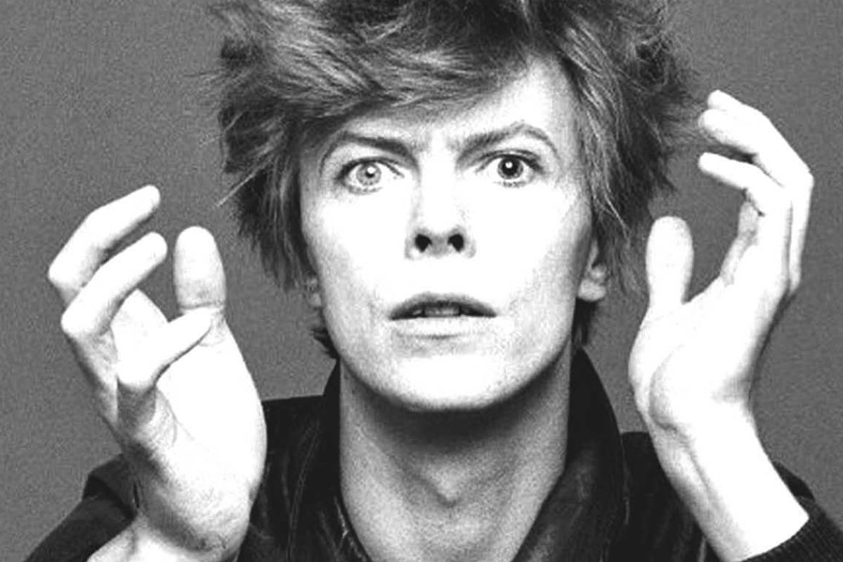 David's Words: Bowie Created Anthems for Our Lives