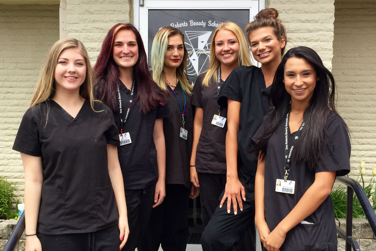 Don Roberts Beauty School Lets High School Students Get a Jump Start on Careers and Dreams