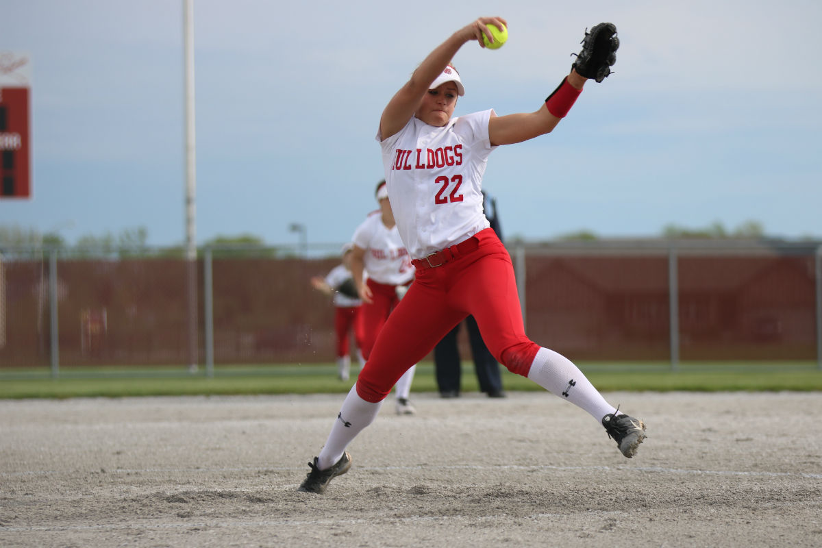 Crown Point's Elish Named Gatorade Softball Player of the Year