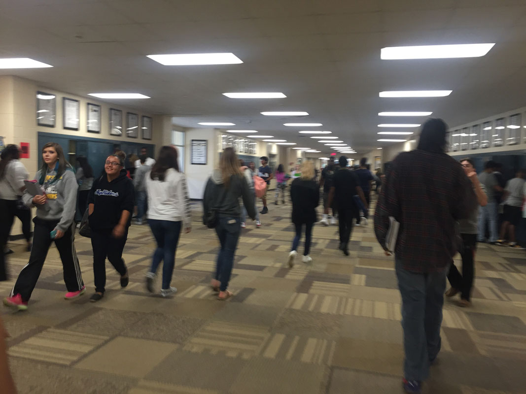 #1StudentNWI: A New Year at Griffith High School
