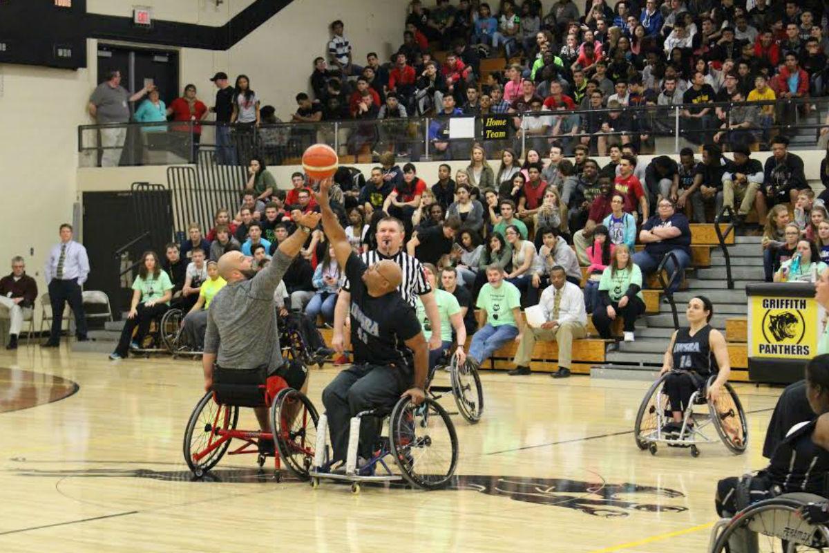 #1StudentNWI: Unbeatable Spirit at Griffith High School