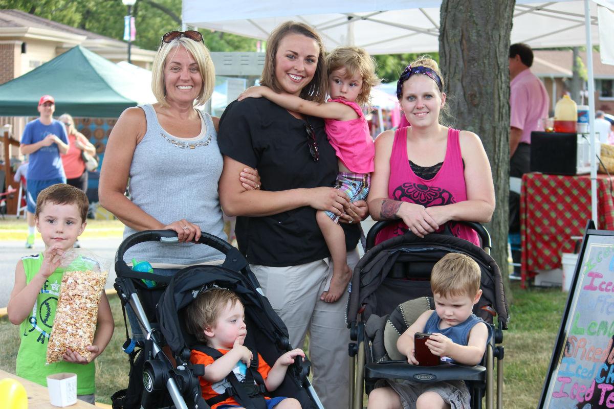Hobart Market Shines Light on Burgeoning Festival Park
