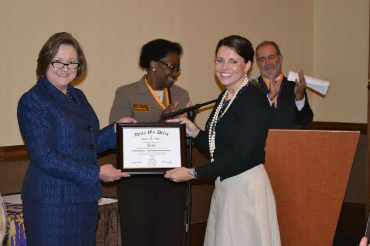 PNC Inducts Inaugural International Honor Society in Business