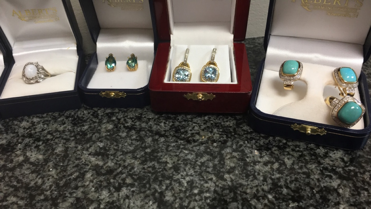 Albert's Diamond Jewelers Receives Generous Auction Donation