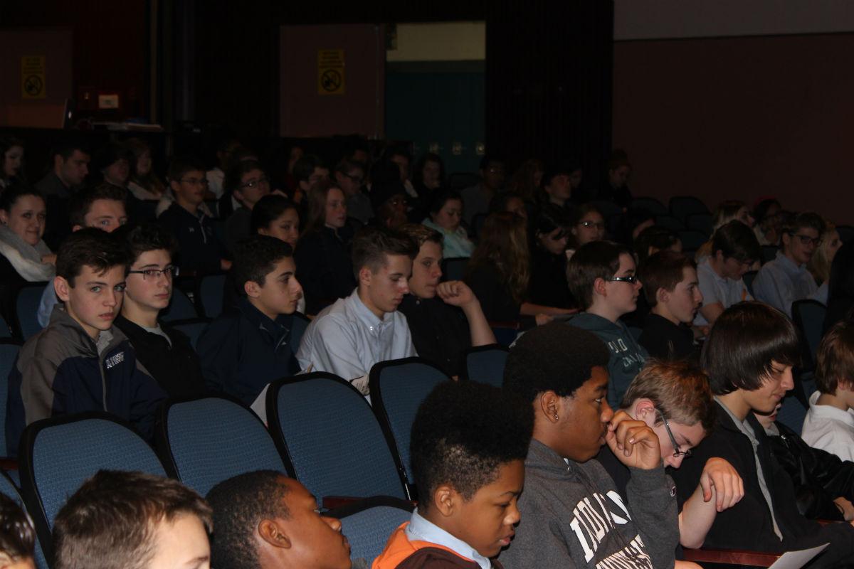 #1StudentNWI: New Year, New Semester at Michigan City High School