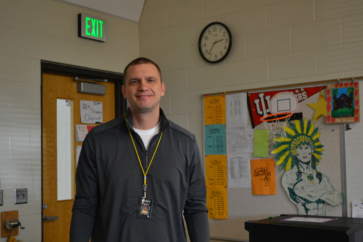 #1StudentNWI: Love is in the Air at Morgan Township High School