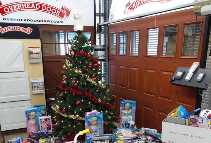 Overhead Door Company of NWI Seeks Donations for 4th Annual Toy Drive