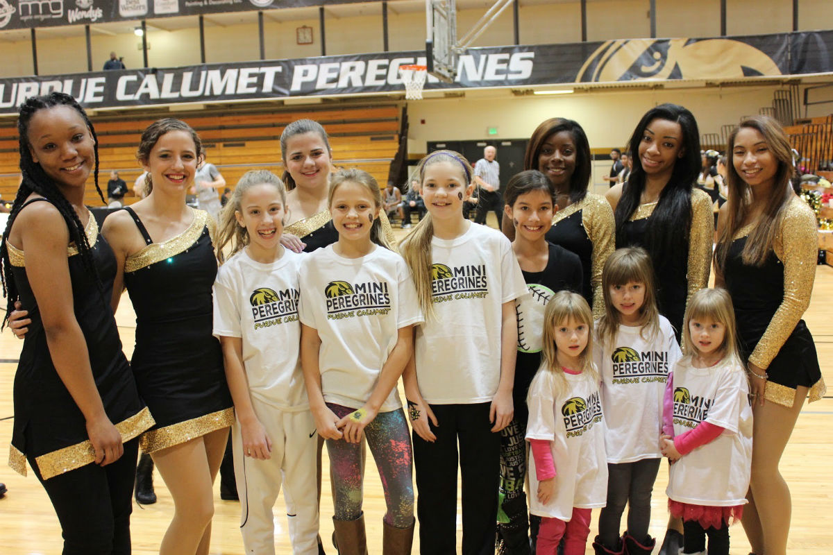 Purdue Calumet Shows Love to the Community with Kids Day
