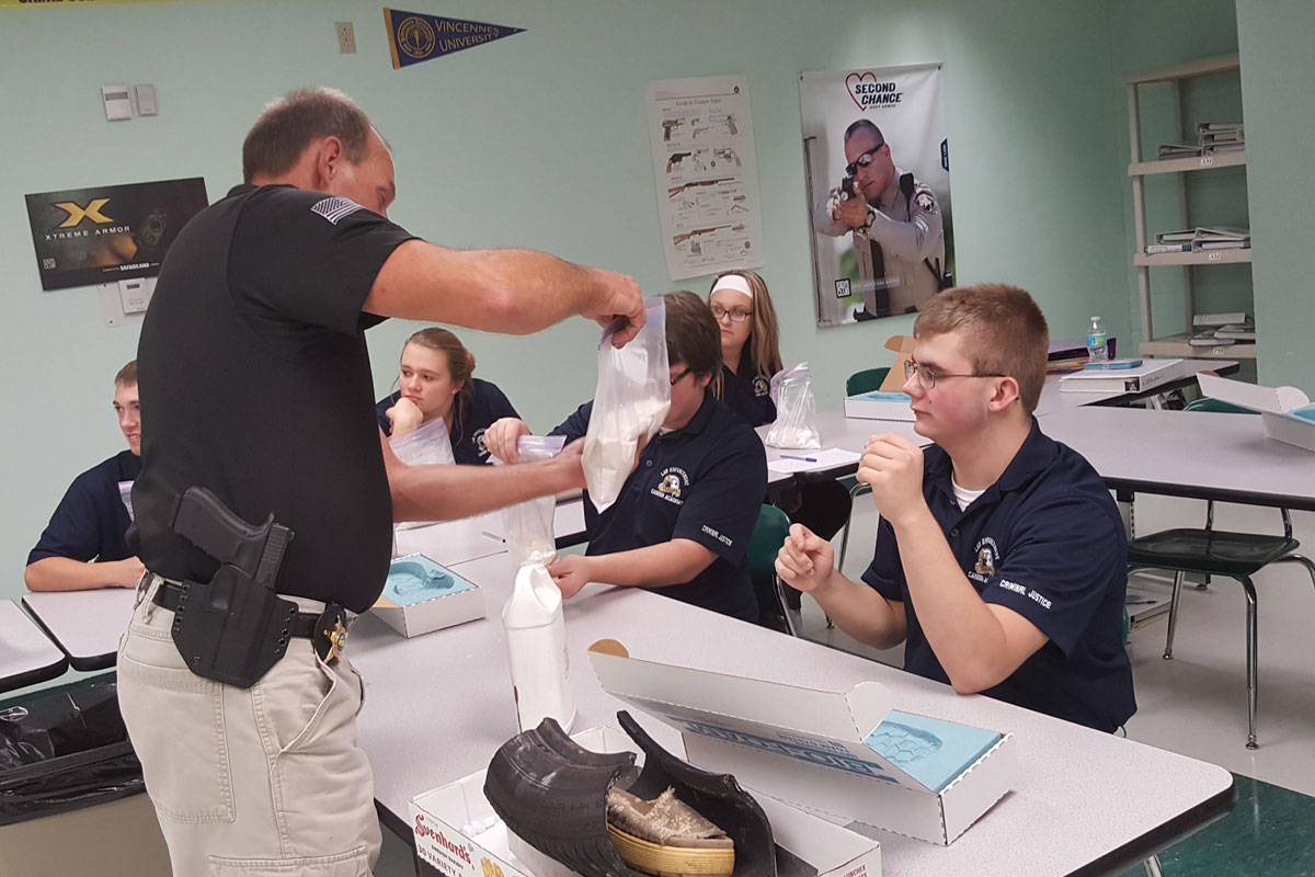 #1StudentNWI: A Busy Month at Porter County Career & Technical Center
