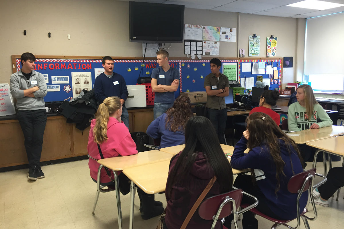#1StudentNWI: Students and Teachers Building the Future at PCCTC