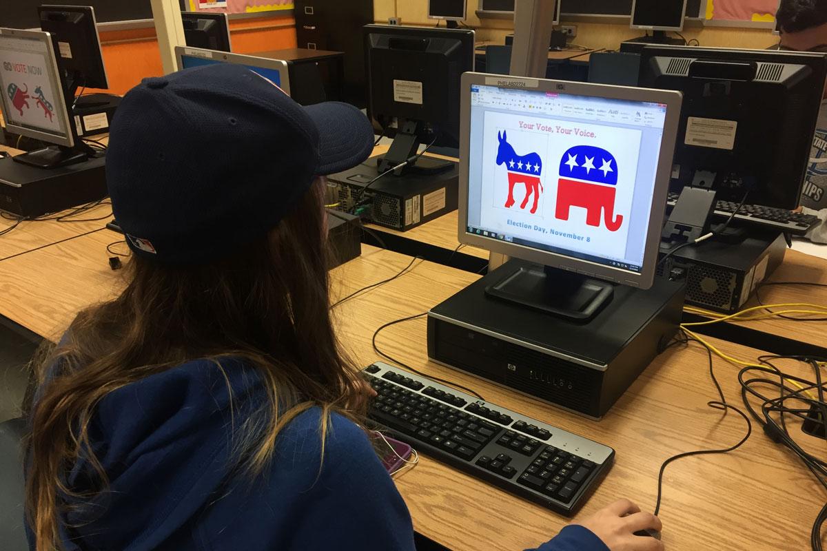 #1StudentNWI: Politics and Pride at Portage High School