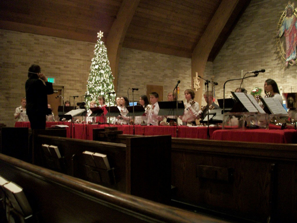 Trinity Lutheran Invites You to Advent Services
