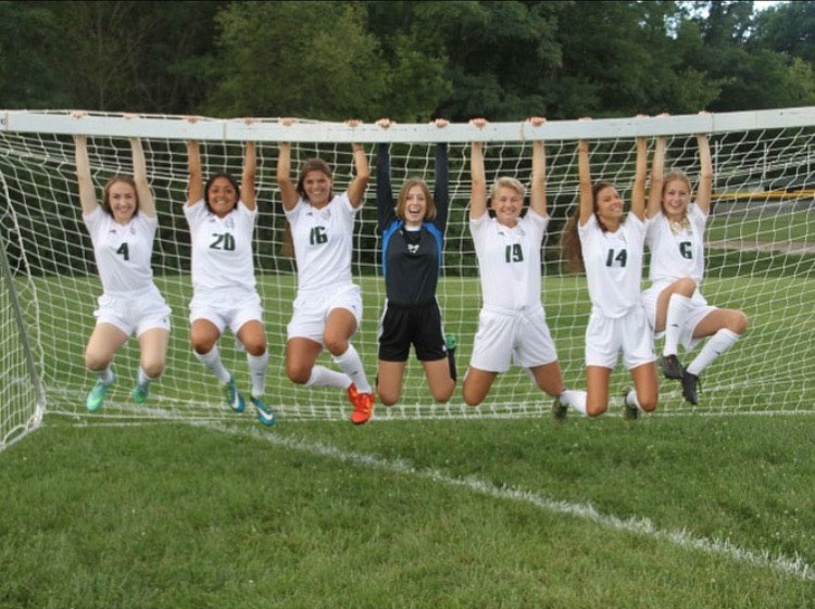 #1StudentNWI: A Look at VHS Student Carli Milroy and the Girls Soccer Team