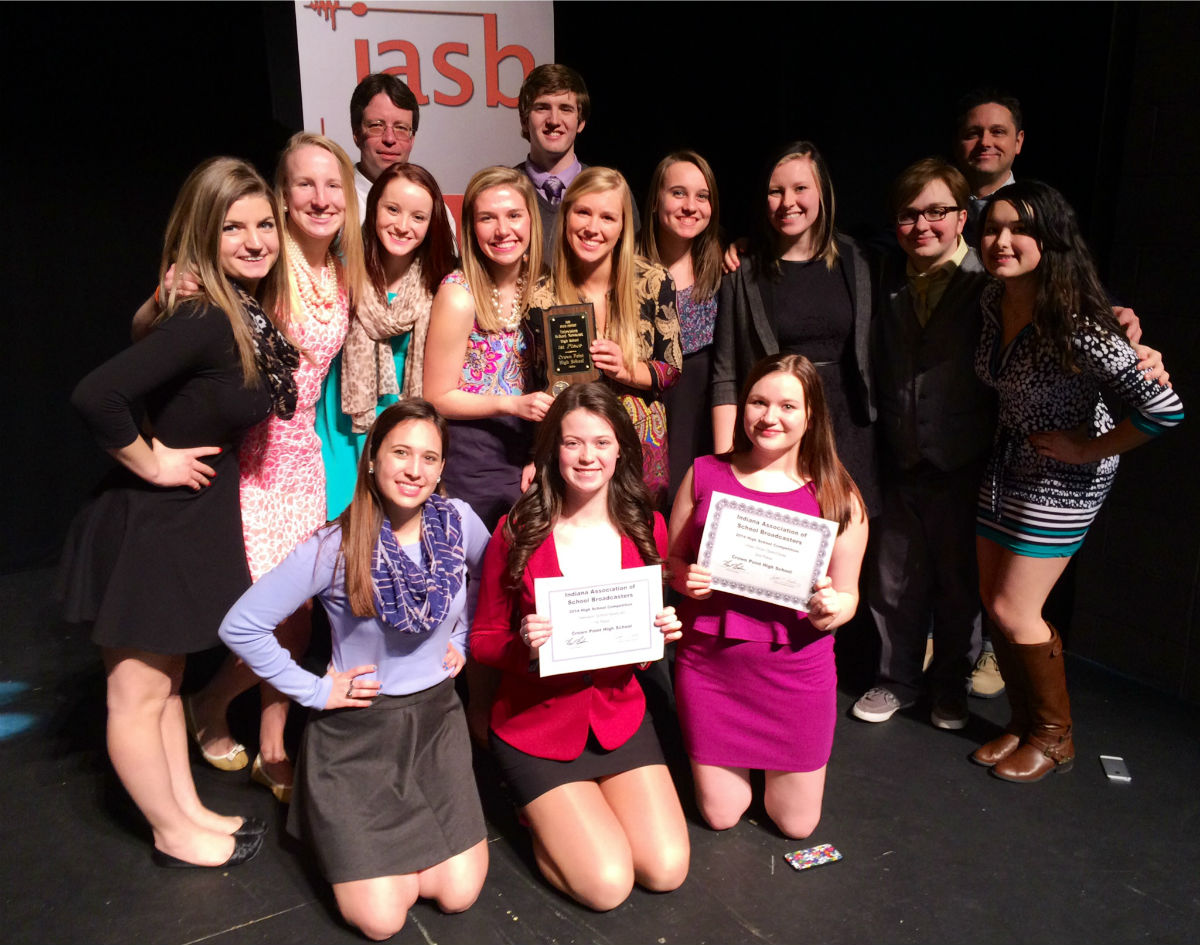CPTV Wins 'Best News Broadcast' At State Conference