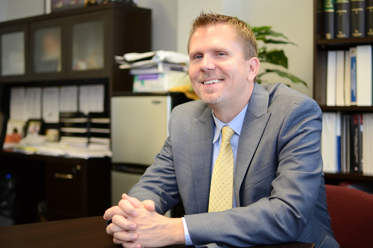 Meet Phil Taillon, Executive Director of Planning and Development for the City of Hammond