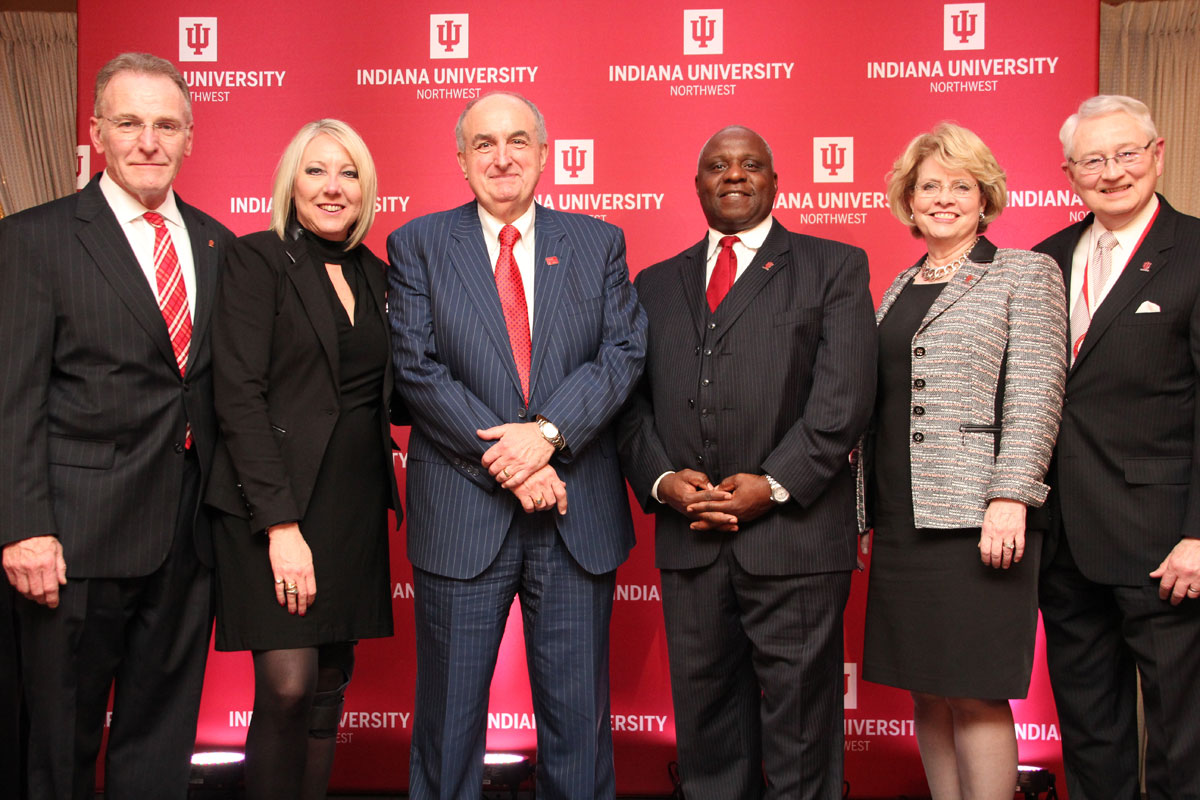 IUN Supporters Honored at 2015 Chancellor's Medallion Celebration