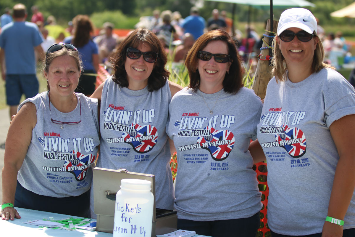 2016 Livin' It Up Music Festival Hopes to Raise More than $10,000 for Porter County Special Olympics