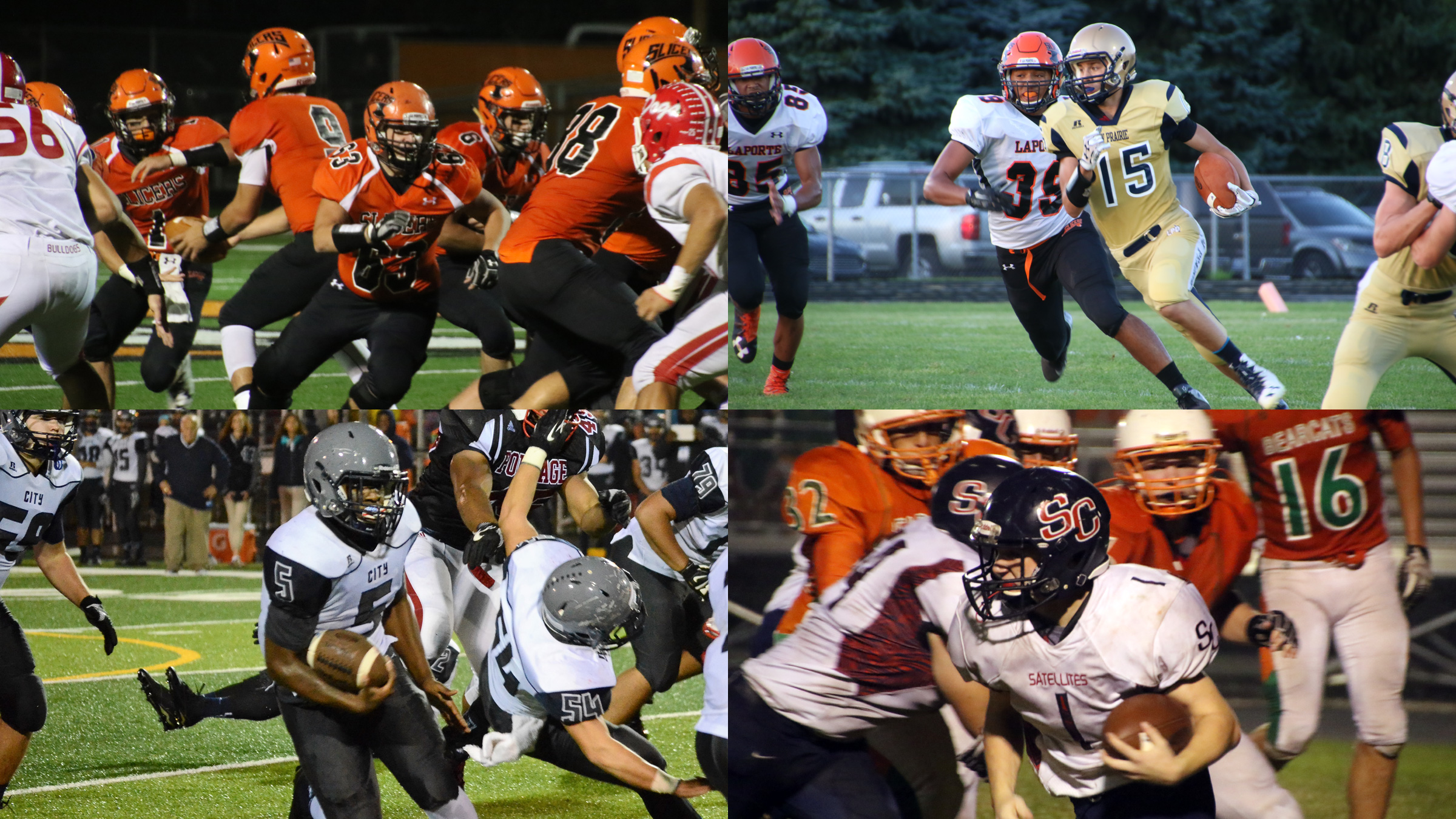 Inspiring Kids, Incredible Community, the Reasons for Football Success in La Porte County