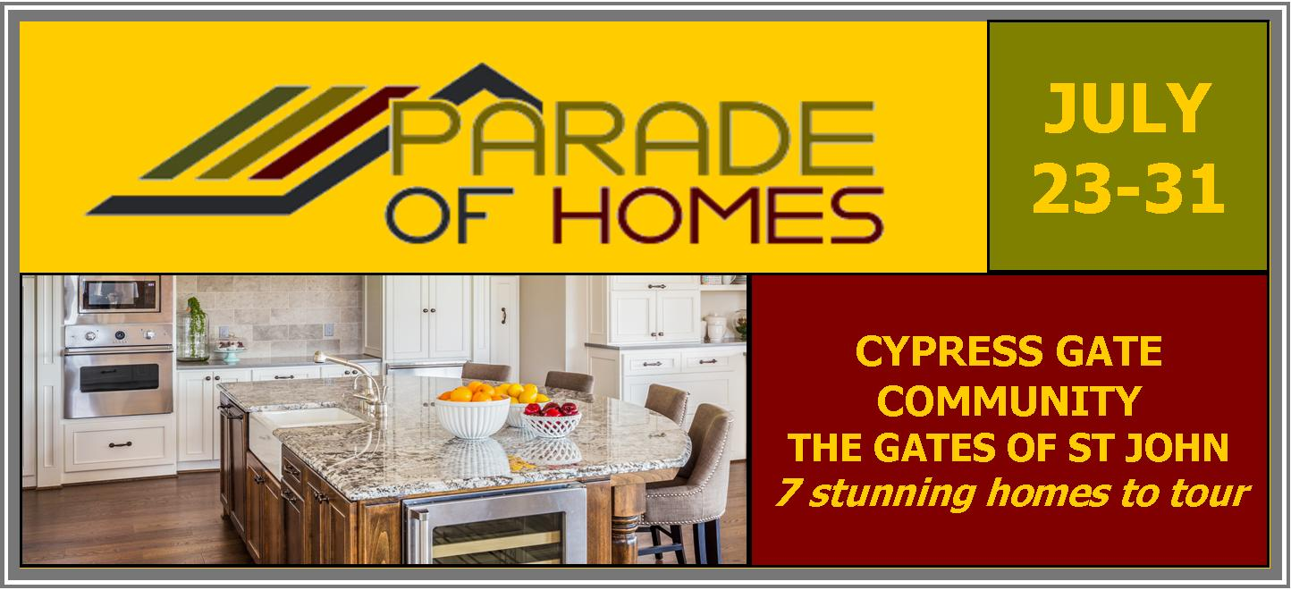 Parade of Homes Returns With Locally Infused Block Party