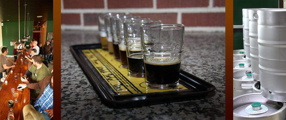 From Top to Bottoms Up: A Guide to the South Shore Brewery Trail