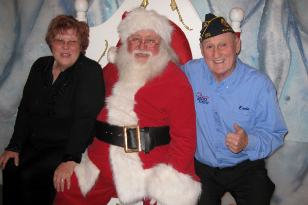 SSCVA Hosts Holiday for Heroes to Honor Those Who Serve