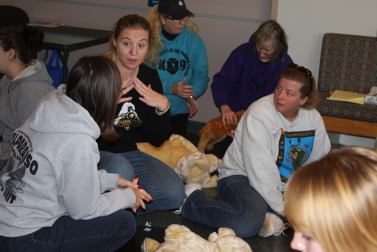 Vale Park Animal Hospital Teaches Employees to Use CPR on Pets