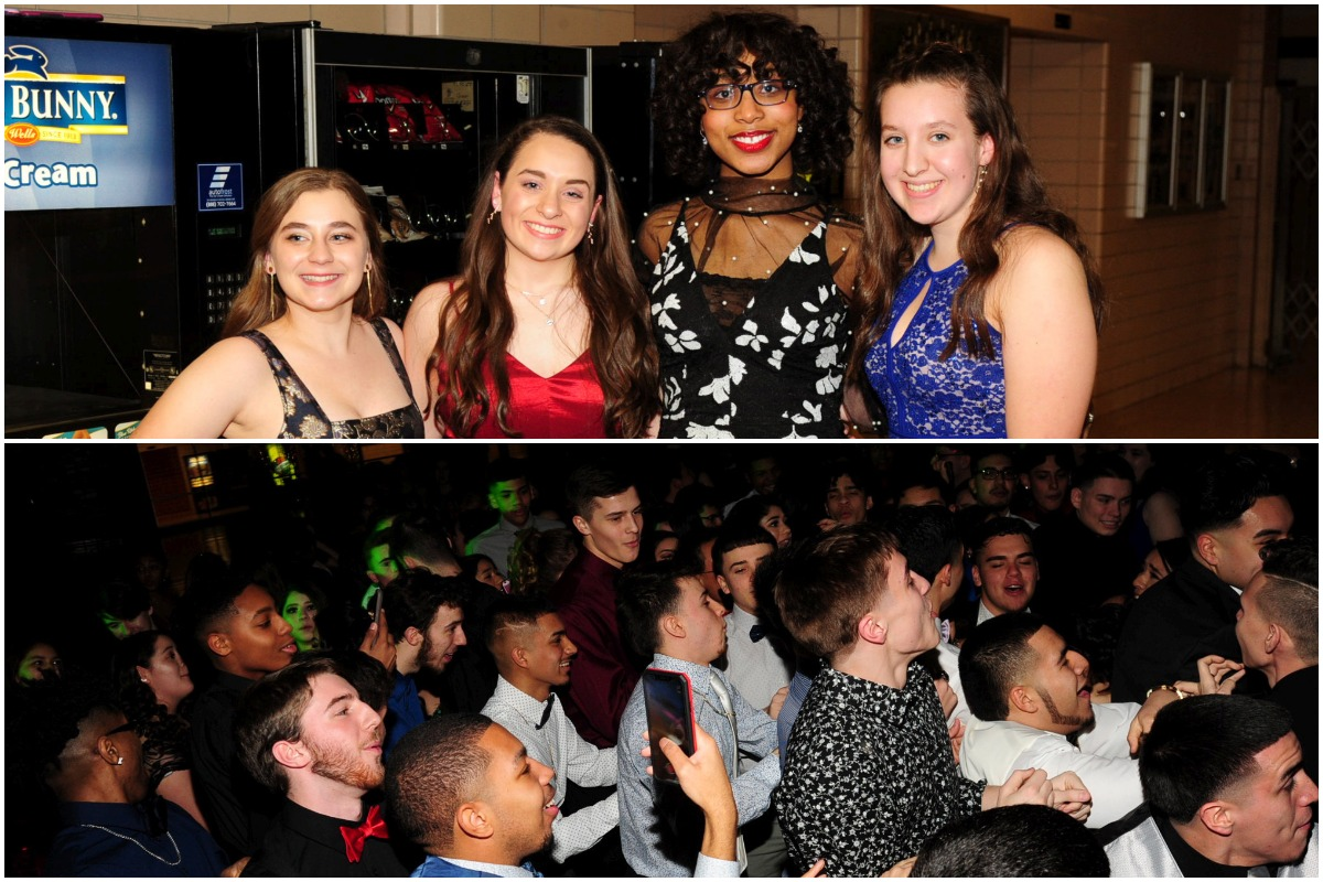 #1StudentNWI – Bishop Noll Institute's Zombie Prom and Winter Formal recap