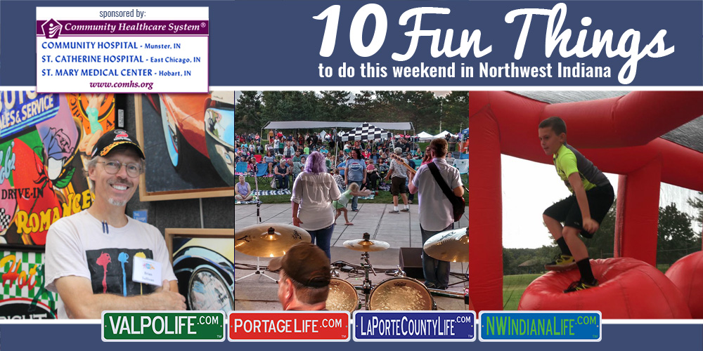 10 Fun Things to Do This Weekend in Northwest Indiana August 18 – 20, 2017