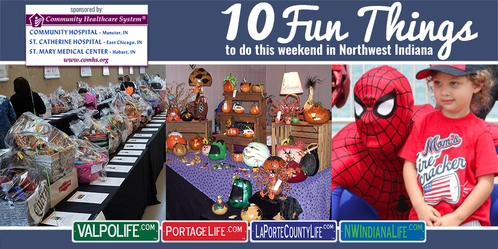 10 Fun Things to Do this Weekend in Northwest Indiana: September 29 – October 1, 2017