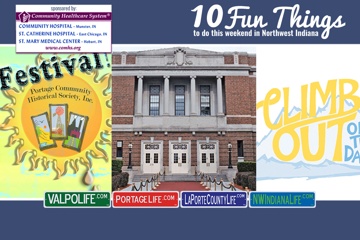 10 Fun Things to Do in NWI for June 22 – 24, 2018