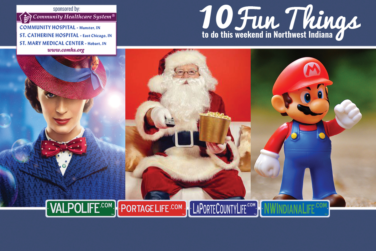 Fun Things To Do On Christmas Day.10 Fun Things To Do This Weekend In Northwest Indiana