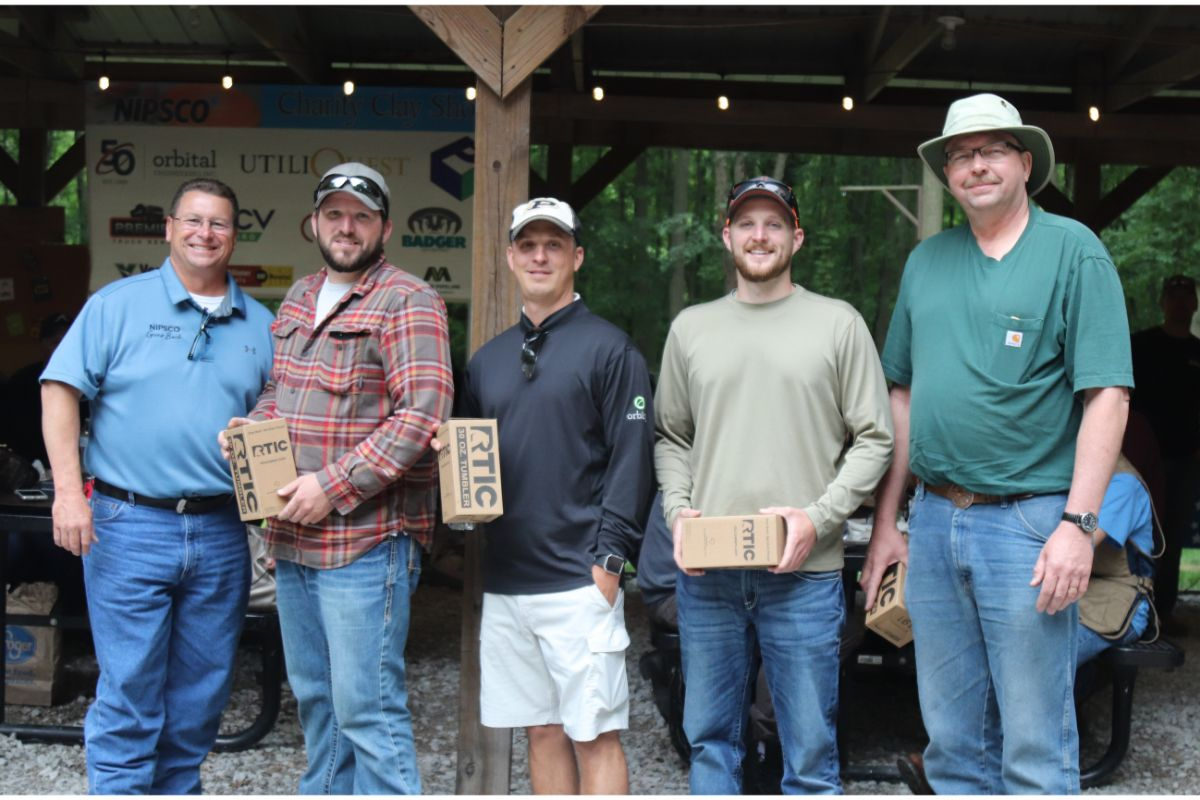 Nipsco hosts annual Charity Clay Shoot event at Back Forty