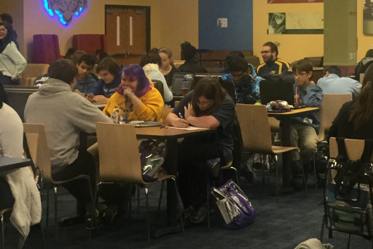 #1StudentNWI: Health Sciences and The Quest for Great Scores