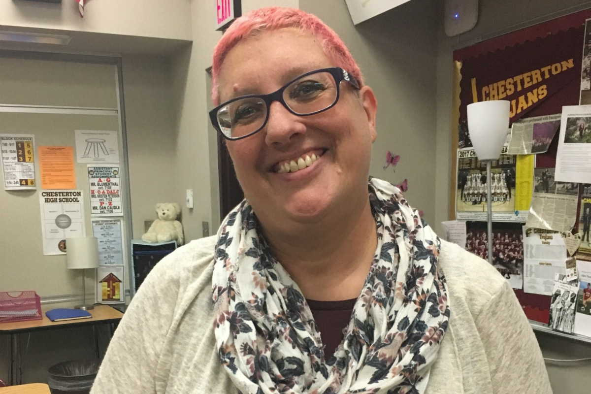 #1StudentNWI: Chesterton Brings Safe Options for Halloween