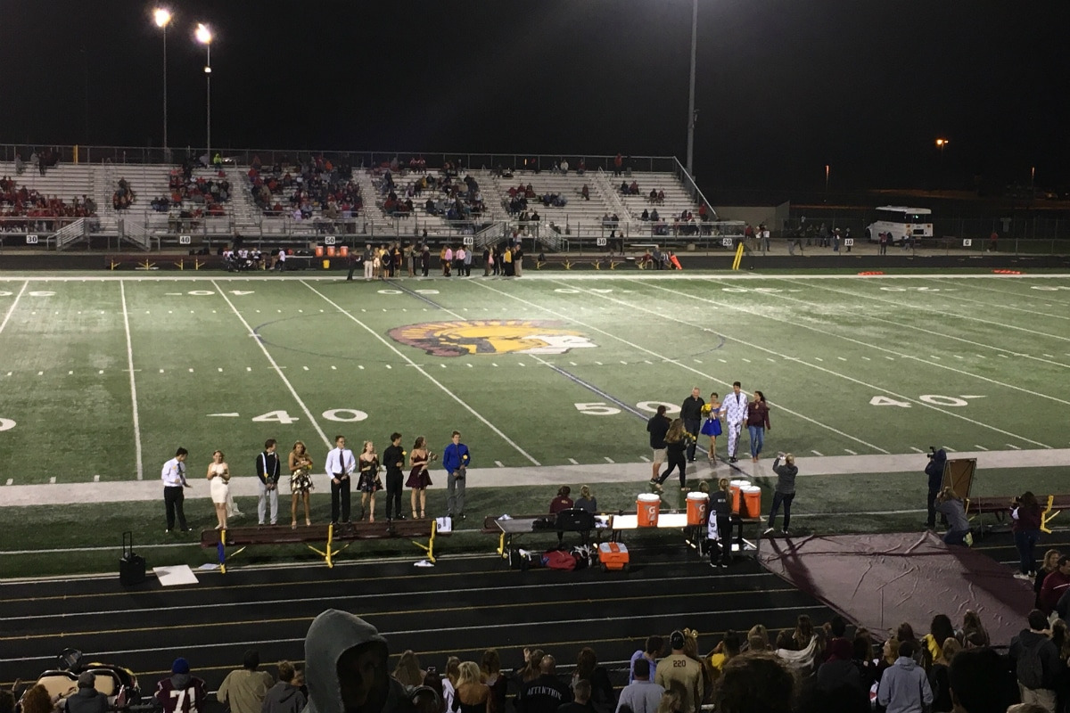 #1StudentNWI: Homecoming and Engaging Education at Chesterton