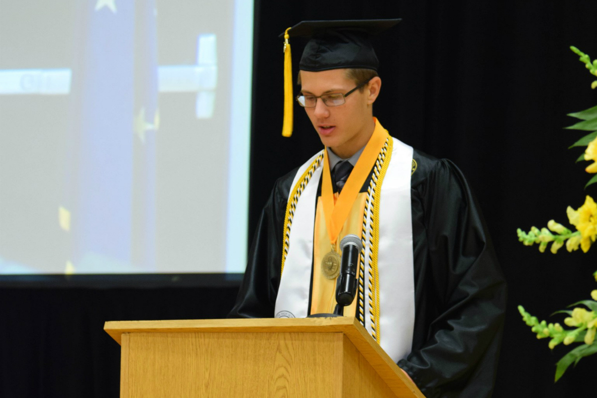 #1StudentNWI: Griffith Embraces Change